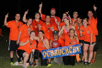 Debauchery! 2014 Summer Brandon Champs!
